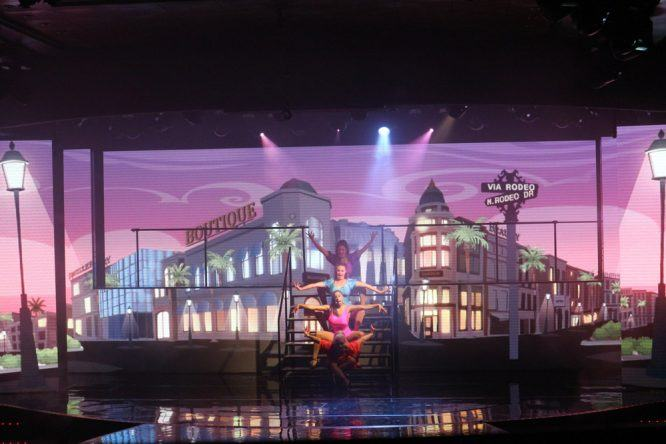 Hollywood-Musical im Showtheater