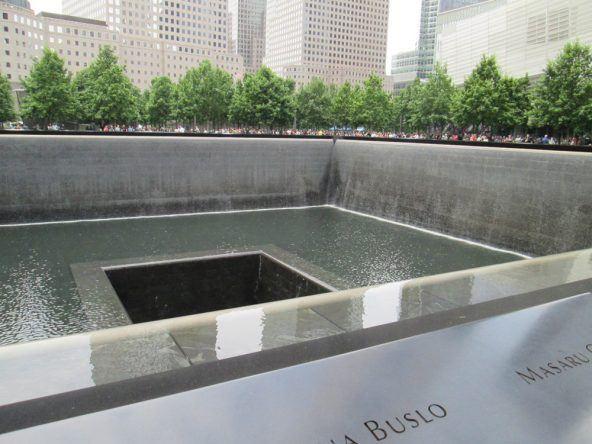 Das National September 11 Memorial