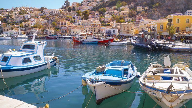 Schönstes Fotomotiv Griechenlands (Fotocredit: Omar El Mrabt)