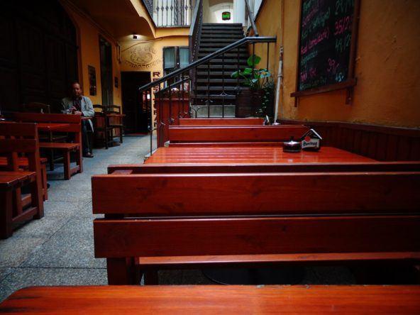 Gemütliche Restaurants mit günstigen Preisen gibt es sehr viele in Prag
