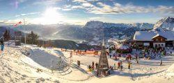 Schönste Skigebiete Österreich