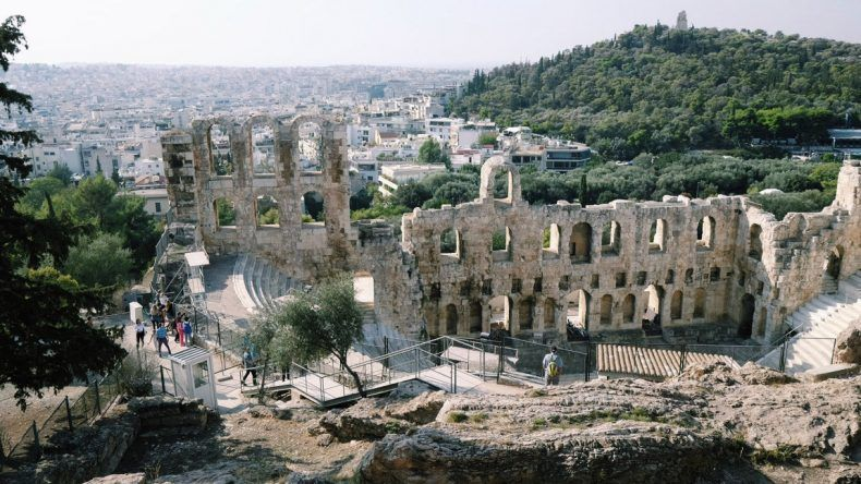 Athen (Fotocredit: Sylvia Matzkowiak)