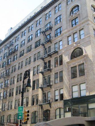 Wohnhäuser in NY
