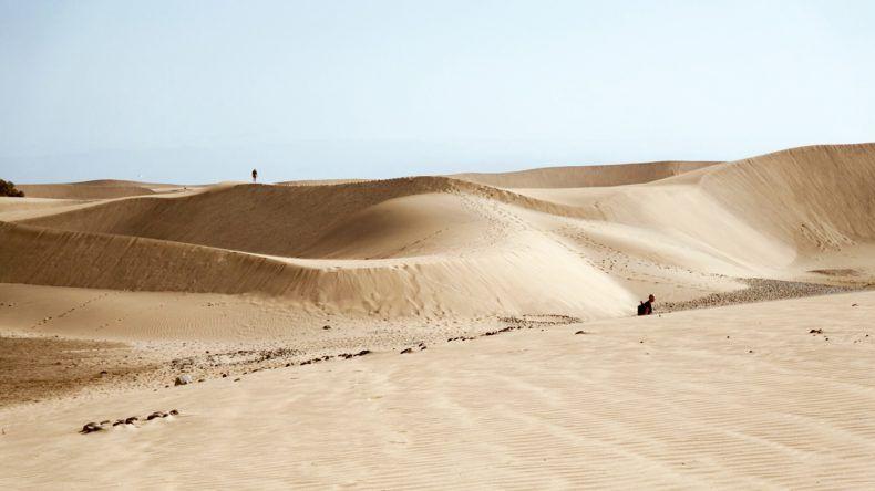 Dünenlandschaft Gran Canaria
