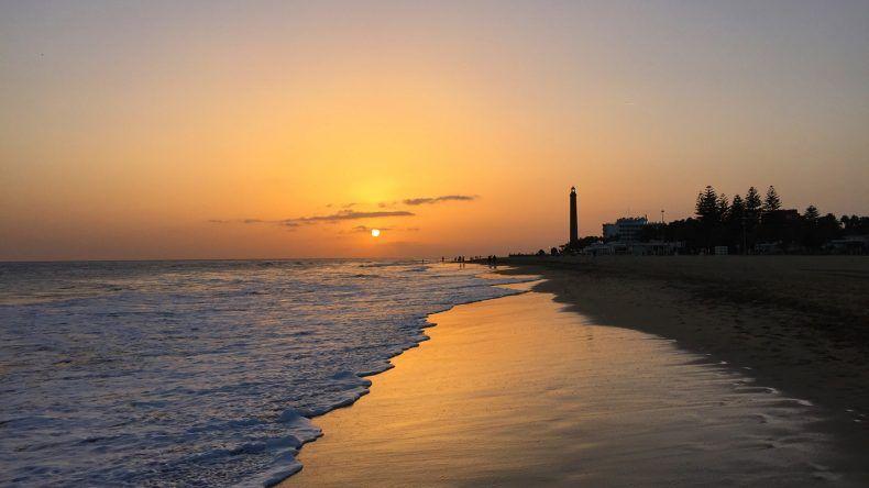 Sunset Gran Canaria