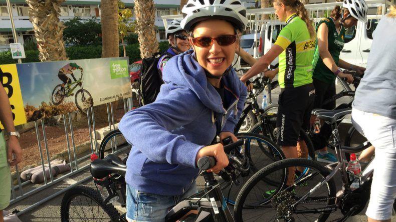 Gran Canaria auf dem Fahrrad