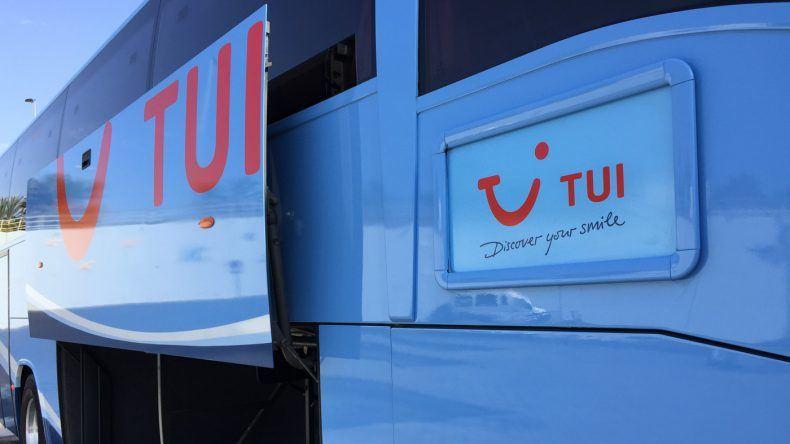TUI Bus mit WiFi