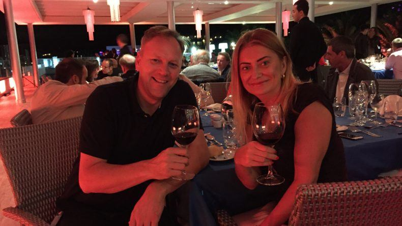 Abendveranstaltung im Riu Palace Meloneras