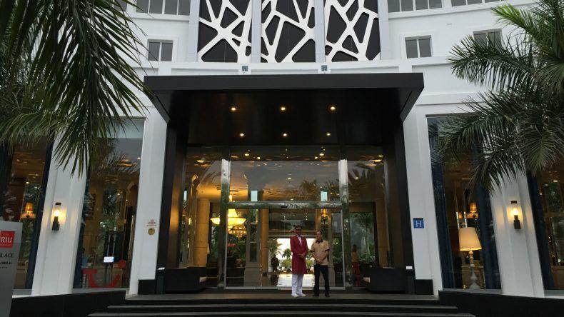 Lobby Riu Palace Meloneras