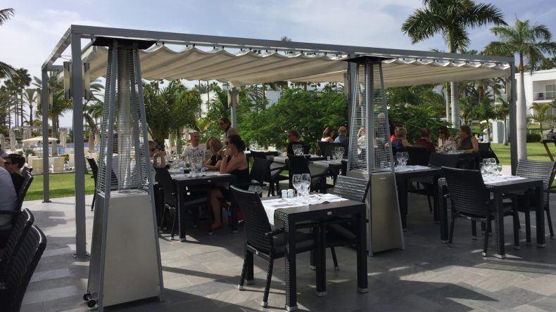 Hotelrestaurant Riu Palace Meloneras