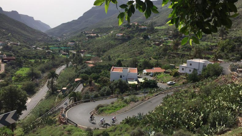 Streets og Gran Canaria