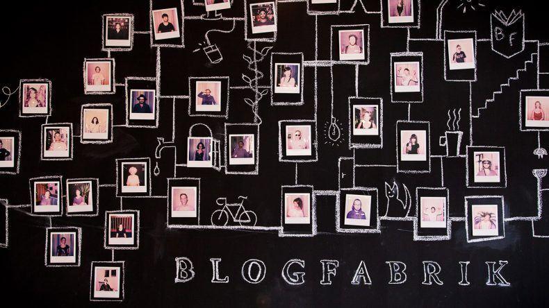 Die Kreativen in der Blogfabrik