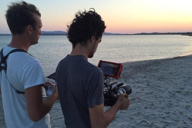 Videoproduktion - Capture The Moment Part 2 auf Limnos