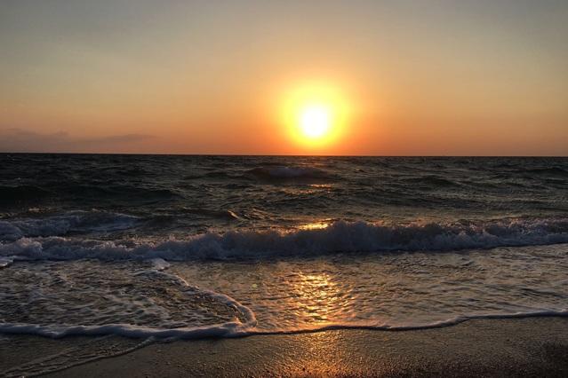 Die griechische Insel Limnos: Einer der schönsten Orte für Kitesurfer.