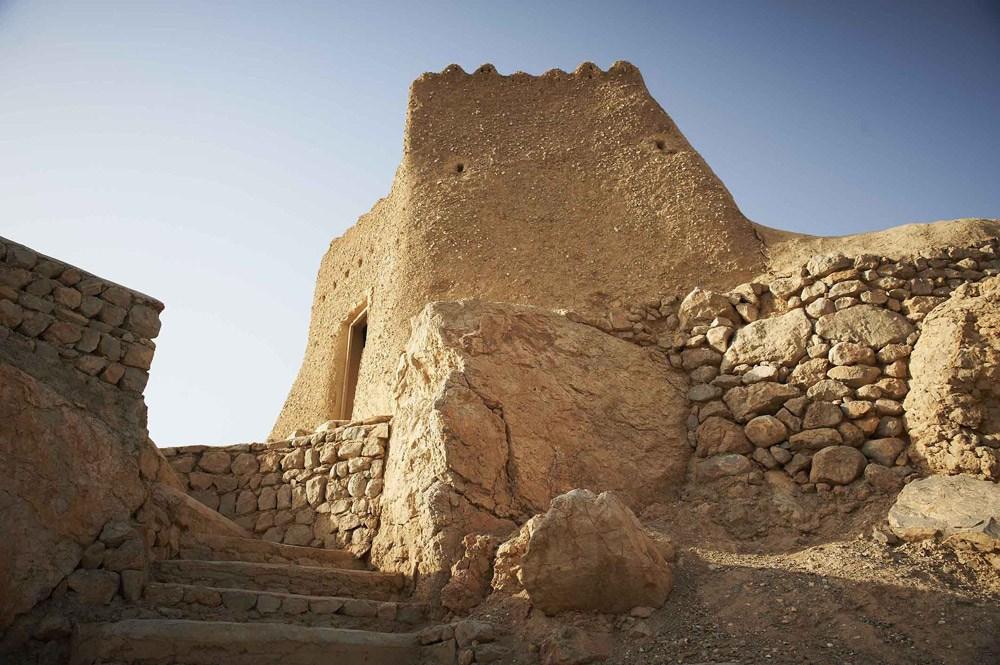 Dhayah Fort in Ras Al Khaimah
