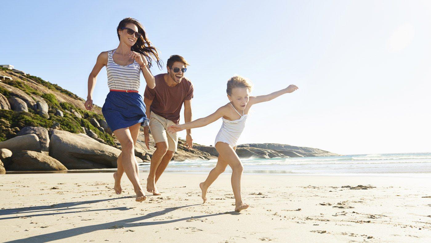 In unseren TOP 5 Hotels werdet ihr einen tollen Familienurlaub mit Kindern am Meer haben