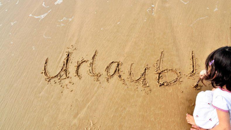 Wer braucht es nicht? Ein TUI Strandset mit allen wichtigen Utensilien, die ihr in eurem Badeurlaub braucht!