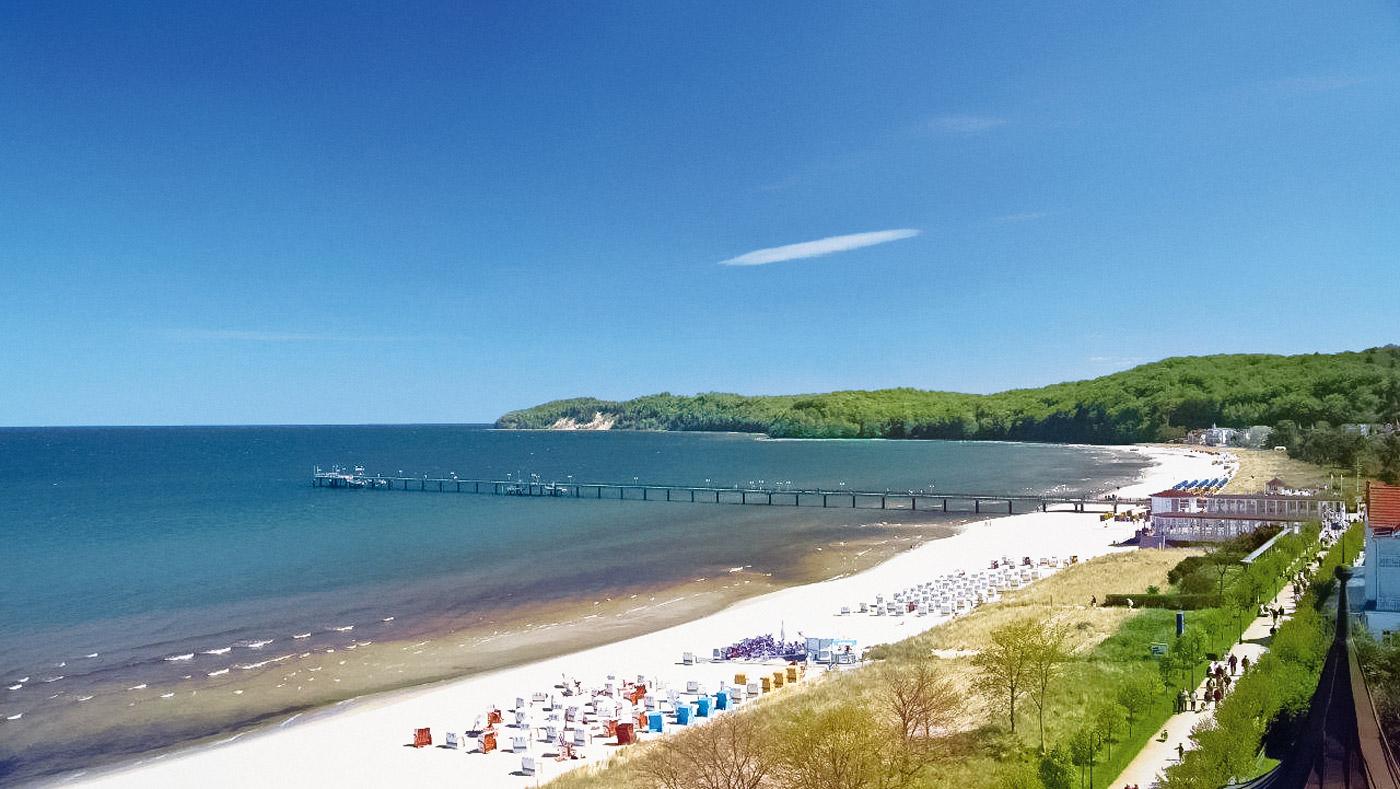Silvester Am Meer 5 Top Hotels In Deutschland Tui Com Reiseblog