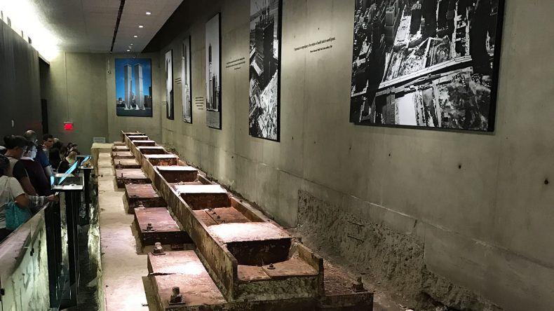 New York, 9/11 Memorial Museum