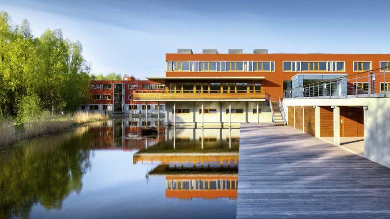 Das Ostseehotel Dierhagen von außen