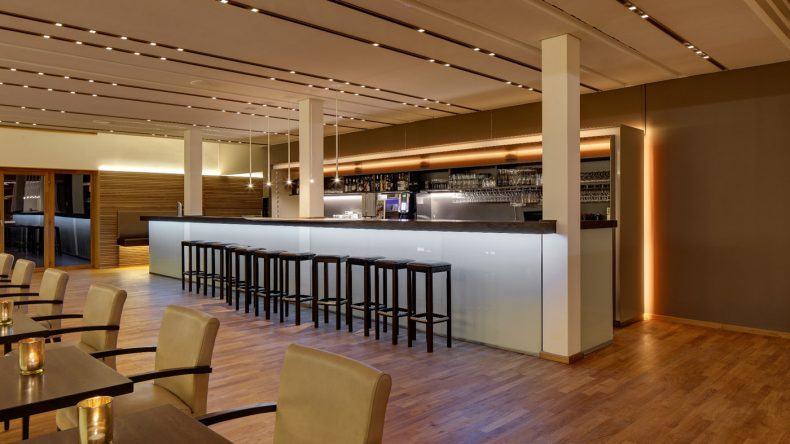 Bar im Ostseehotel Dierhagen