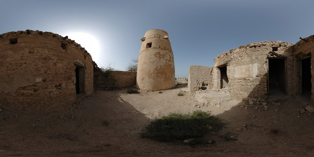 Old Town Jazeera Al Hamra