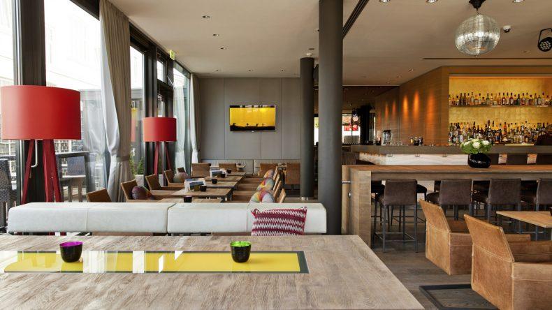Restaurant im Hotel am Meer & SPA in Binz