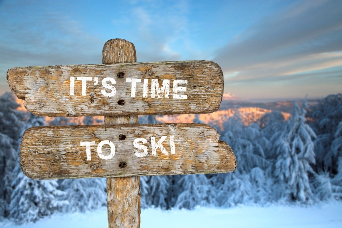 Jetzt geht es los: Start der Skisaison!
