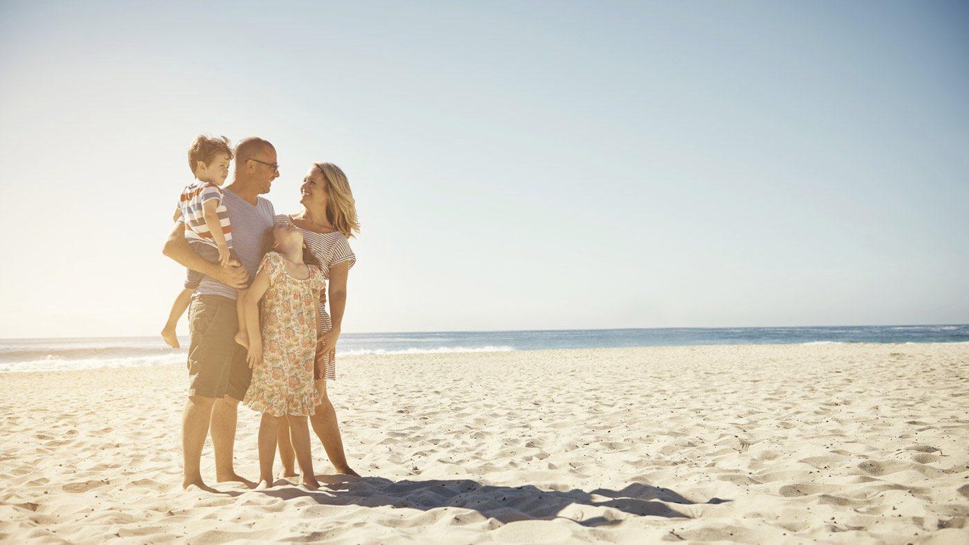 Mit unserer Checkliste wird das Packen für den nächsten Sommerurlaub mit Kindern ein Klacks