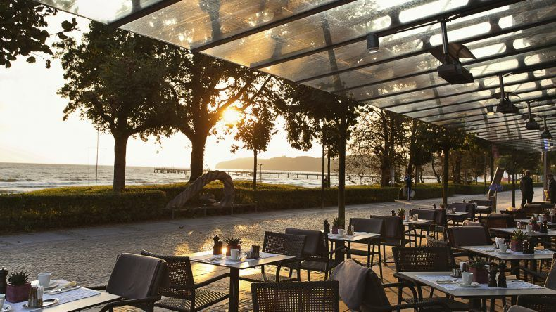 Strandpromenade Hotel am Meer & SPA in Binz