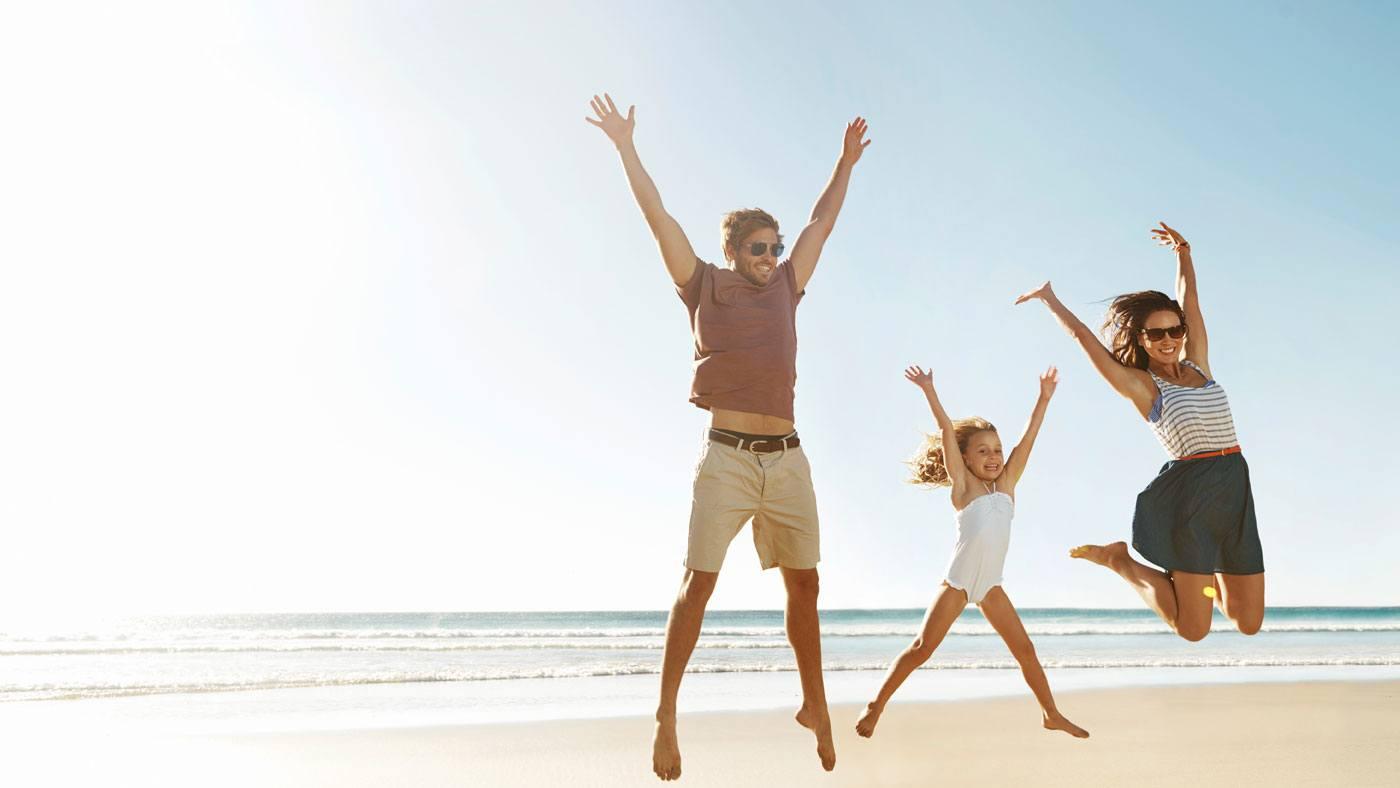 Wenn alle gemeinsam im Boot sitzen, freut sich jeder auf den Sommerurlaub