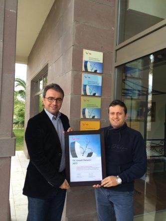 Einer von den TUI Umwelt Champions 2016: Das TUI Blue Garden