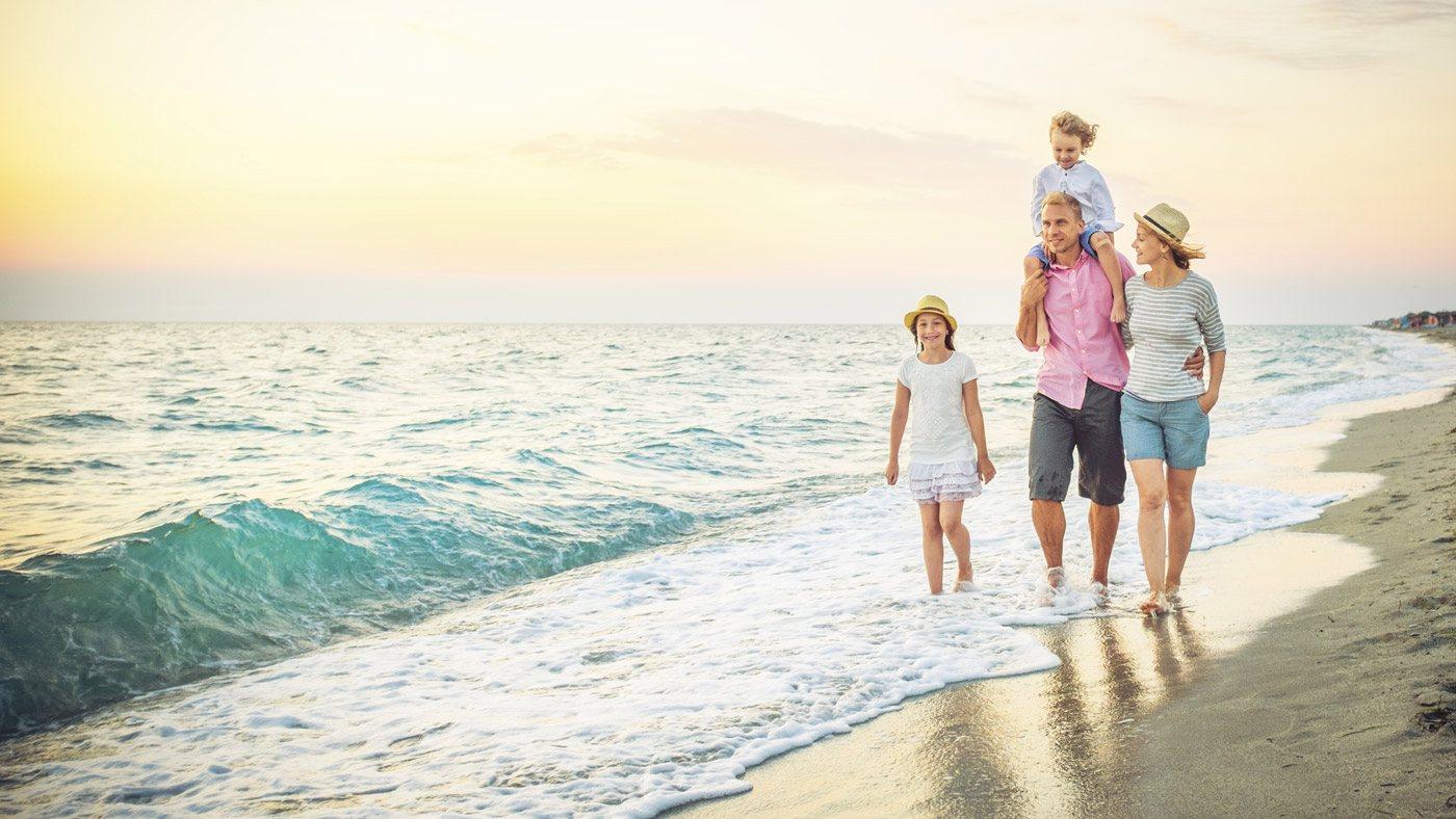 Zeit als Familie verbringen, aber auch Gleichaltrigen: Mit diesen 5 Hotels seid ihr bei eurer nächsten Familienreise auf der sicheren Seite