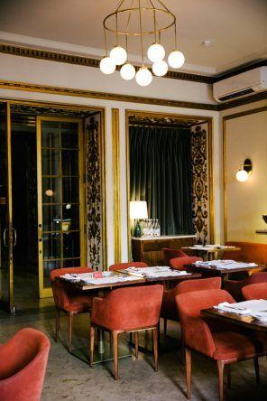 Inneneinrichtung Café Lisboa