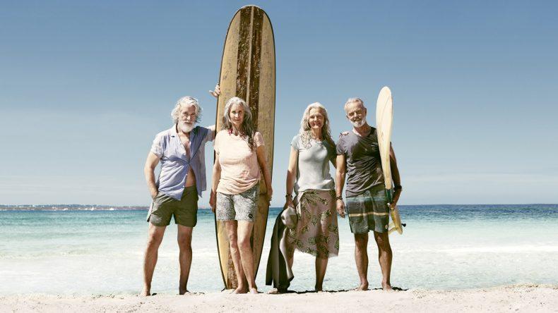 Die Zielgruppe der Silver Surfer
