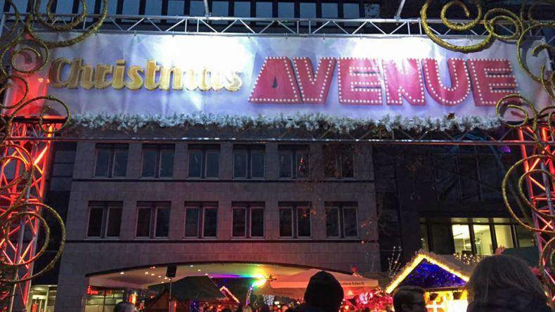 Christmas Avenue