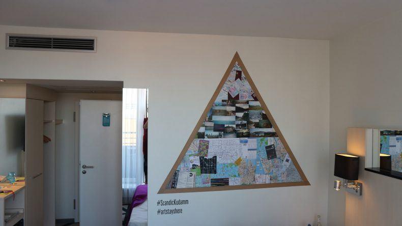 Mein Kunstzimmer mit Kunst von Olobo