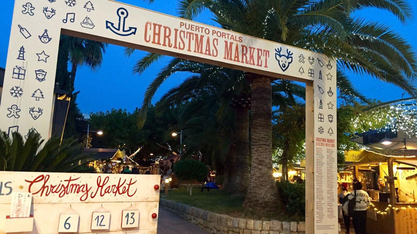 weihnachtsmarkt in puerto portals eventkalender tui. Black Bedroom Furniture Sets. Home Design Ideas
