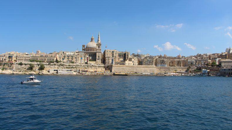 Reiseziele 2017: Malta - die Altstadt von Valetta