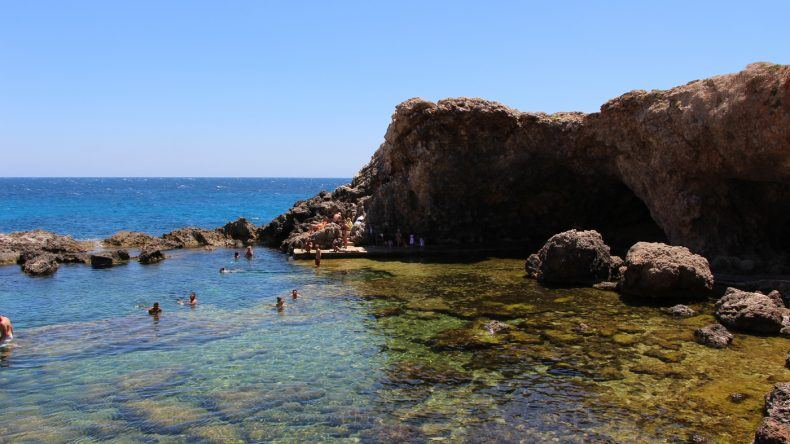 Reiseziele 2017: Malta - Bucht Ghar Lapsi