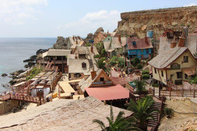 Reiseziele 2017: Malta - Popeye Village
