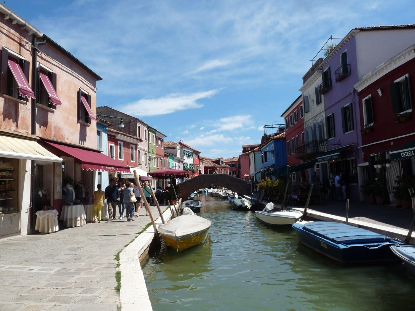 Reiseziele 2017: Venedig, Burano