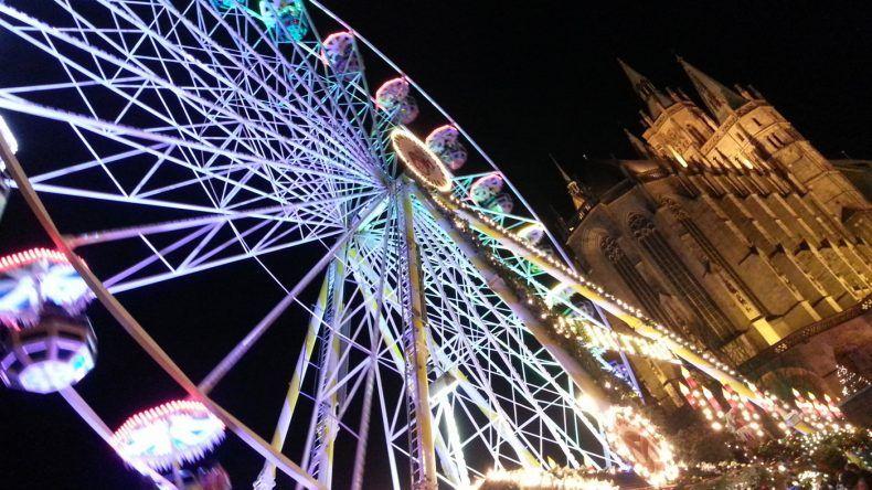 Riesenrad Erfurt