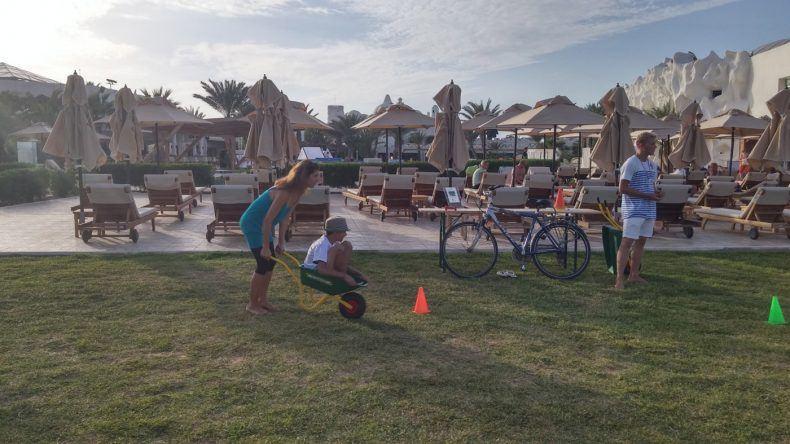 Die Kinderbetreuung im ROBINSON Club Djerba Bahiya ist 1A!