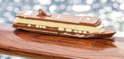 Schokolade auf der Mein Schiff 2
