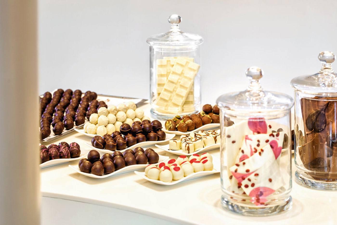 Schokolade besitzt eine unglaubliche Sortenvielfalt.