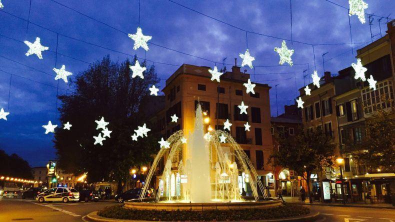 Mallorca Weihnachtsstimmung