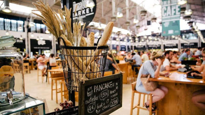 Time Out Market in Lissabon