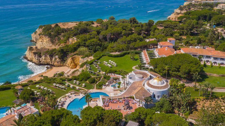 Vila Vita Parc Resort und Spa an der Algarve
