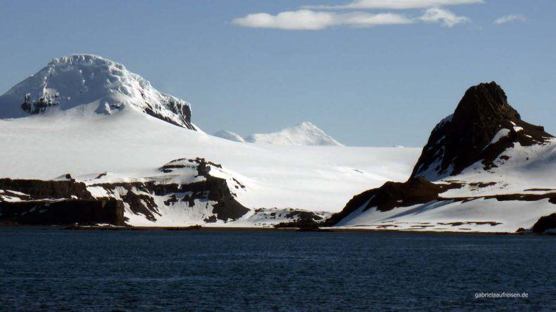 Süd Shetland Insel